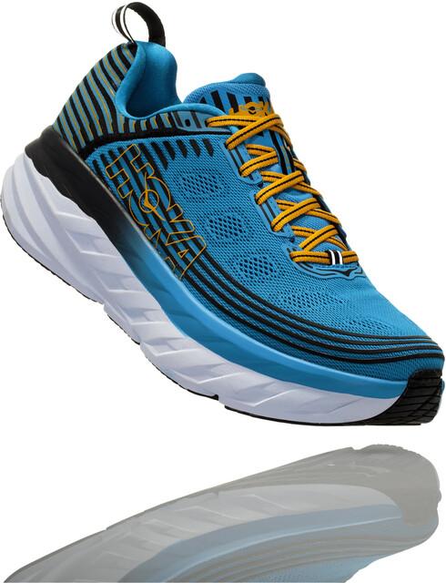 Hoka One One Bondi 6 Running Shoes Herren dresden blueblack